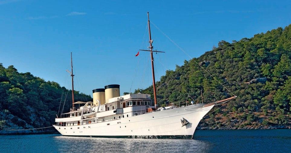 Talitha Charter Yacht