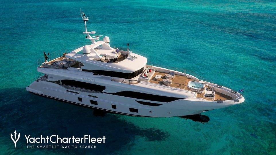 Uriamir Charter Yacht