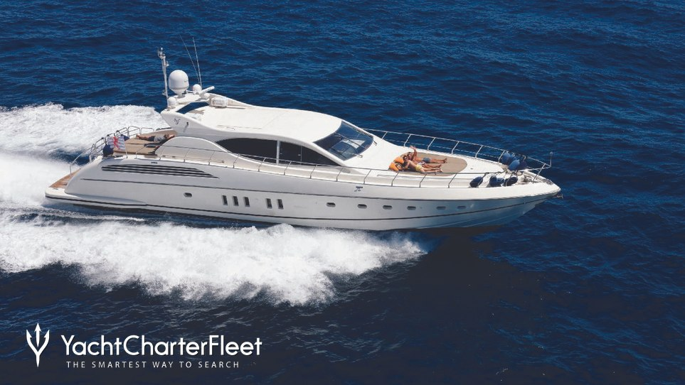 Best Mountain Charter Yacht