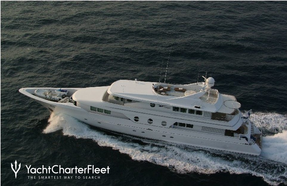 Northern Cross Charter Yacht