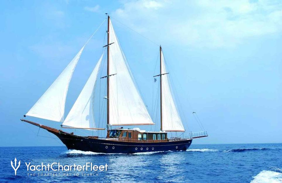 Liana H Charter Yacht
