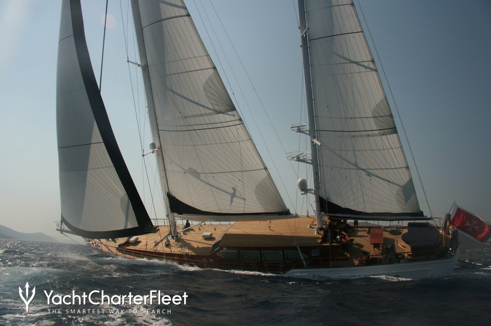 Clear Eyes Charter Yacht