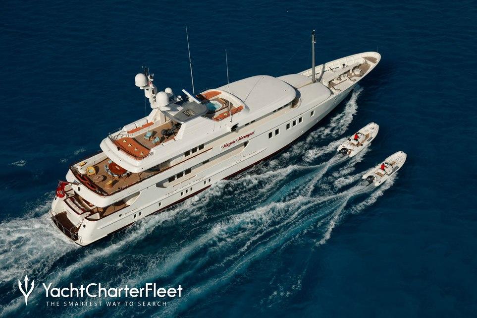 Nita K II Charter Yacht