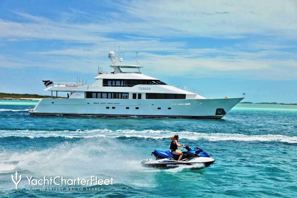 Desperado Charter Yacht