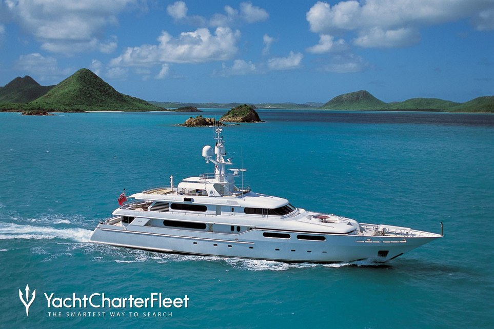 Lady Ann Magee Charter Yacht