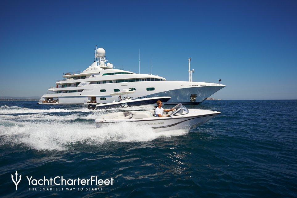 Pegasus VIII Charter Yacht