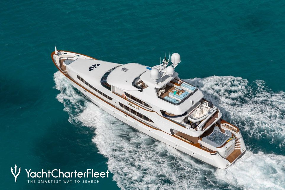 Touch Charter Yacht