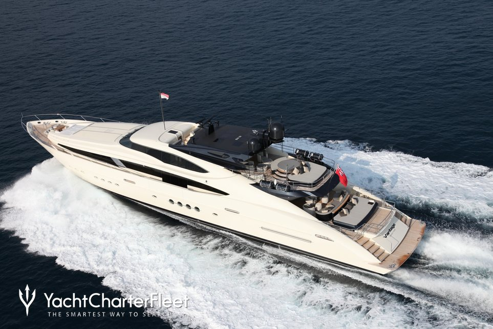 Stealth Charter Yacht