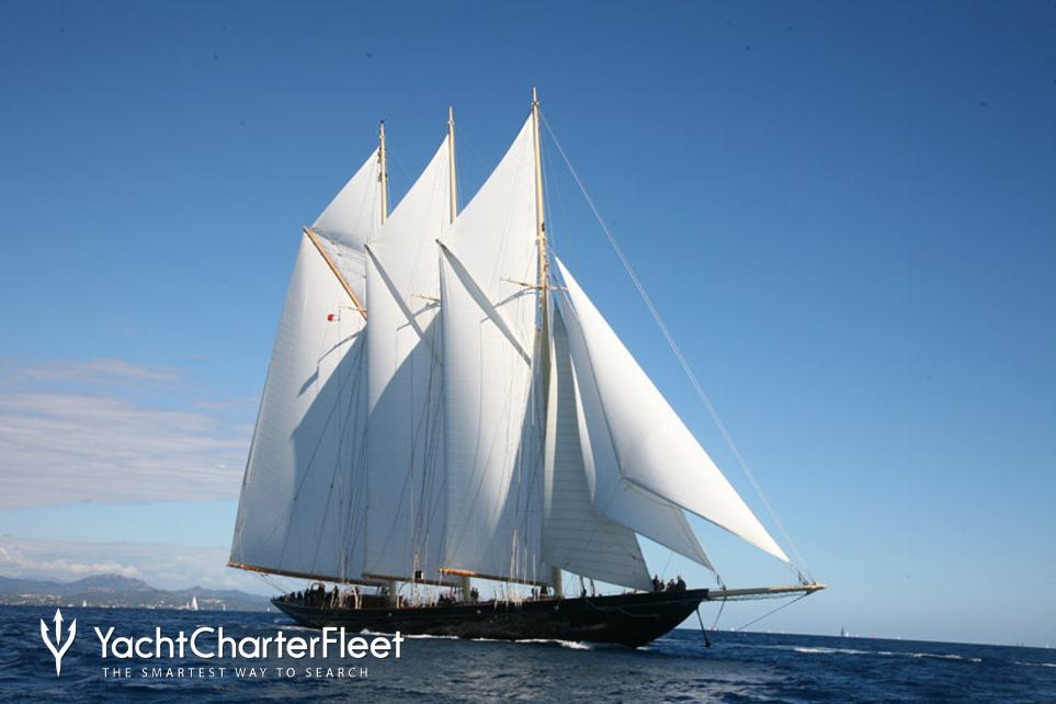 Atlantic Charter Yacht