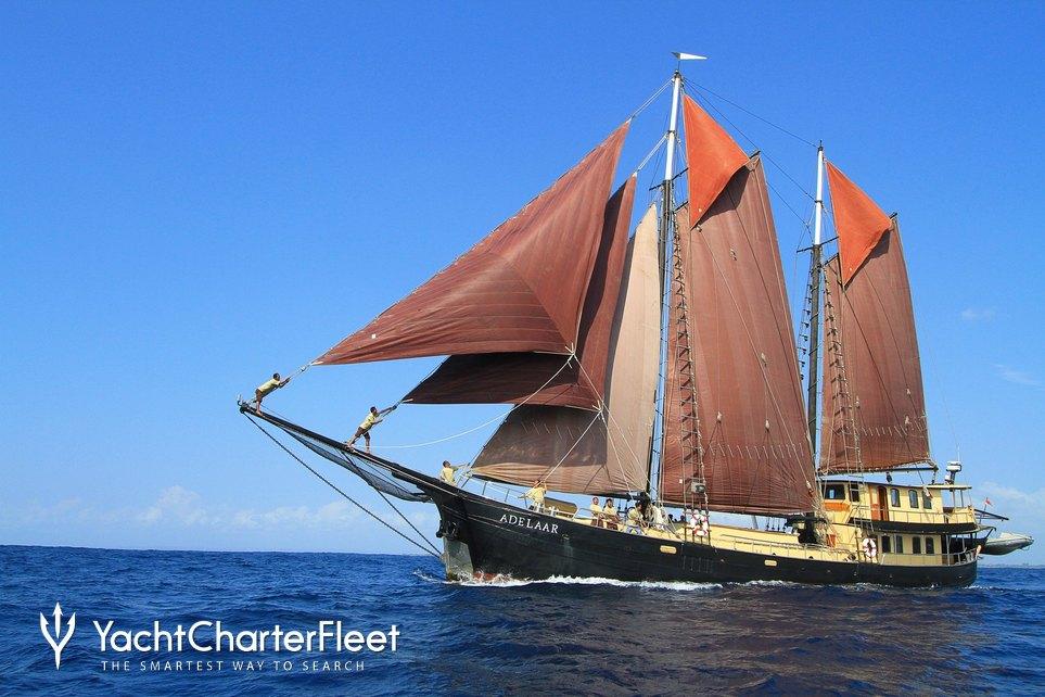 Adelaar Charter Yacht