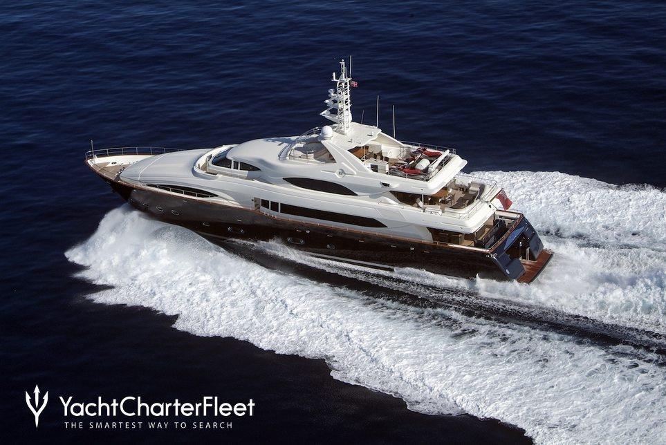 Bunker Charter Yacht