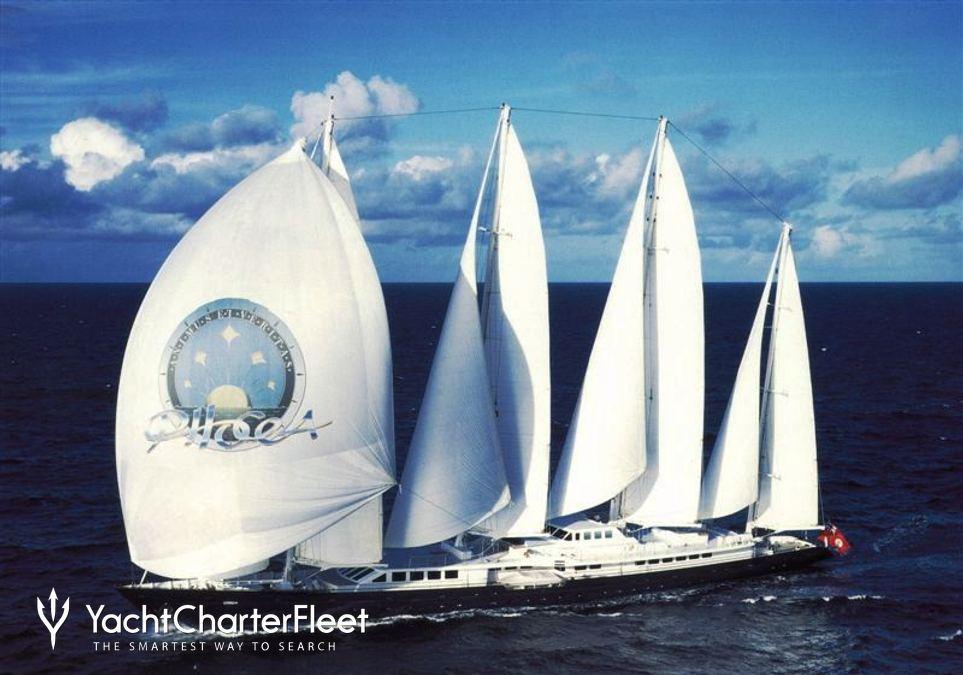 Phocea Charter Yacht