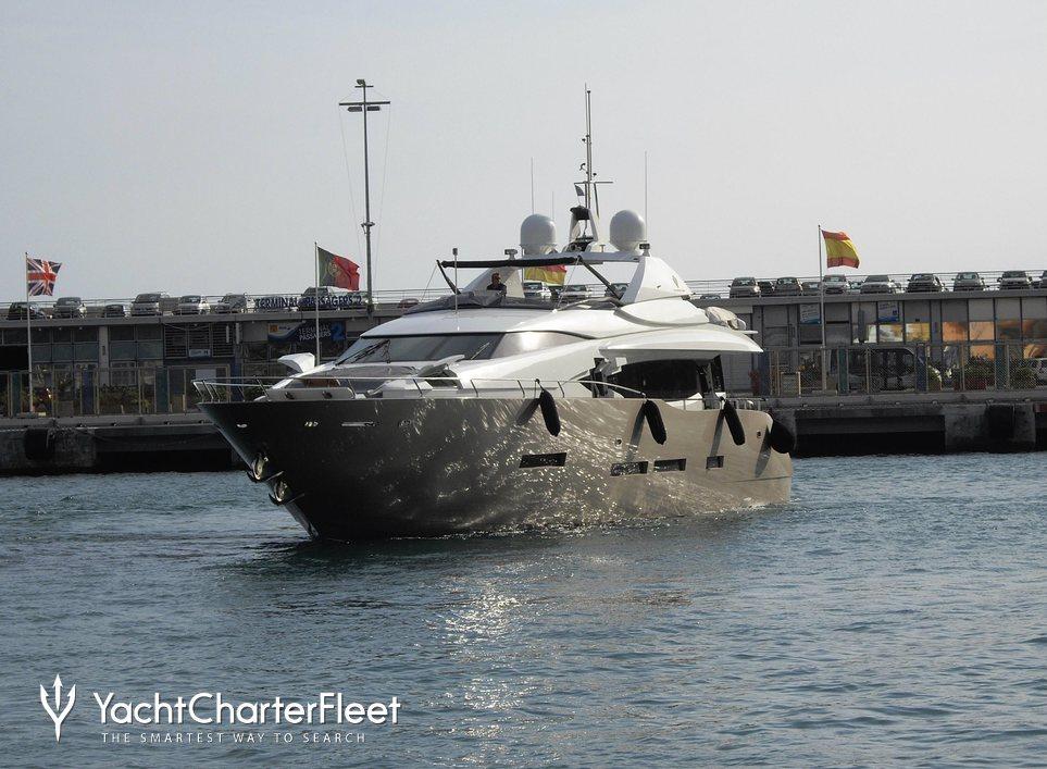 Quasar Charter Yacht