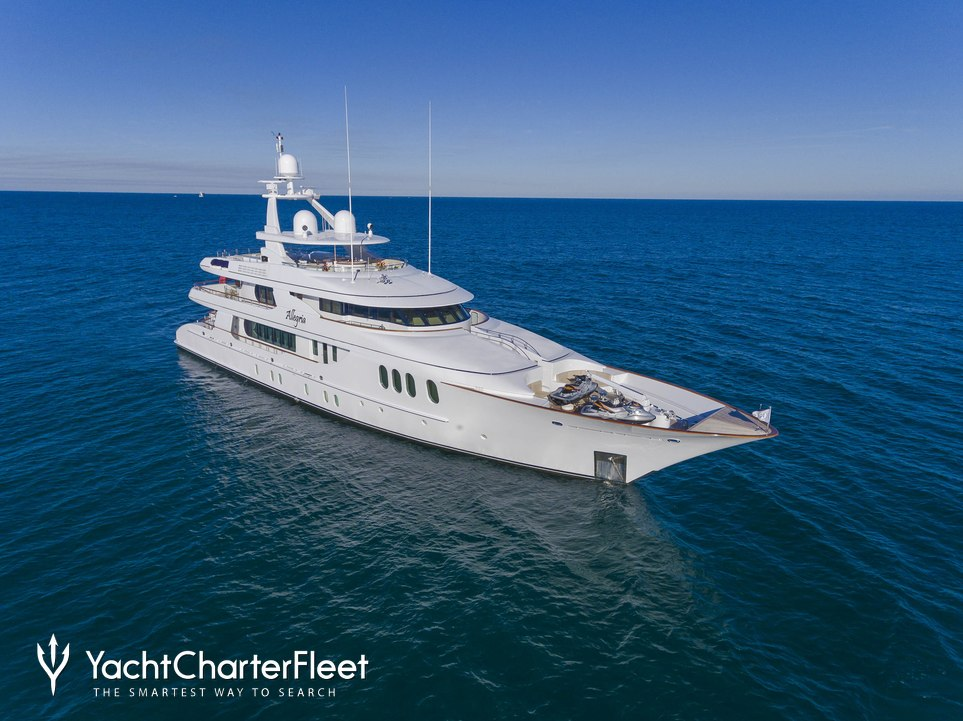 Amica Mea Charter Yacht