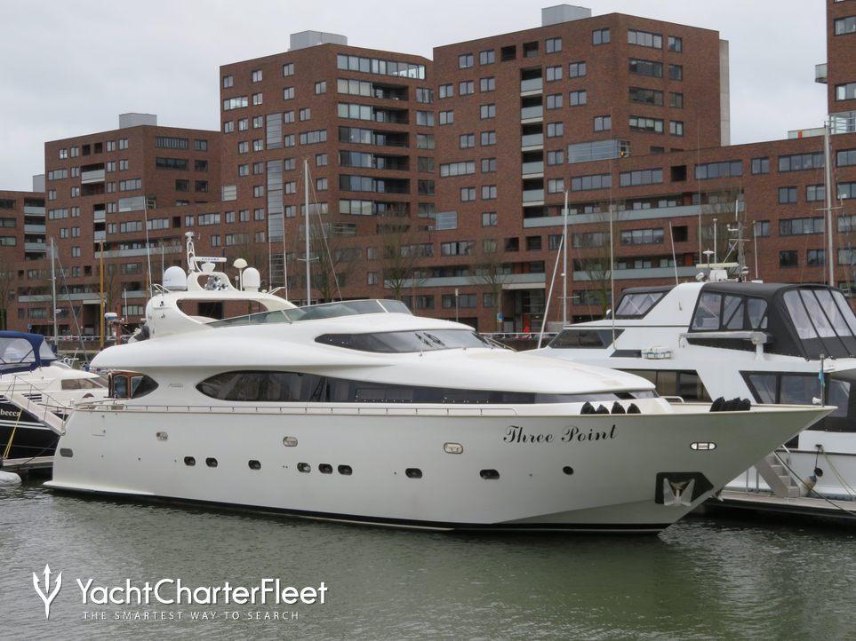 Three Point 4 Charter Yacht