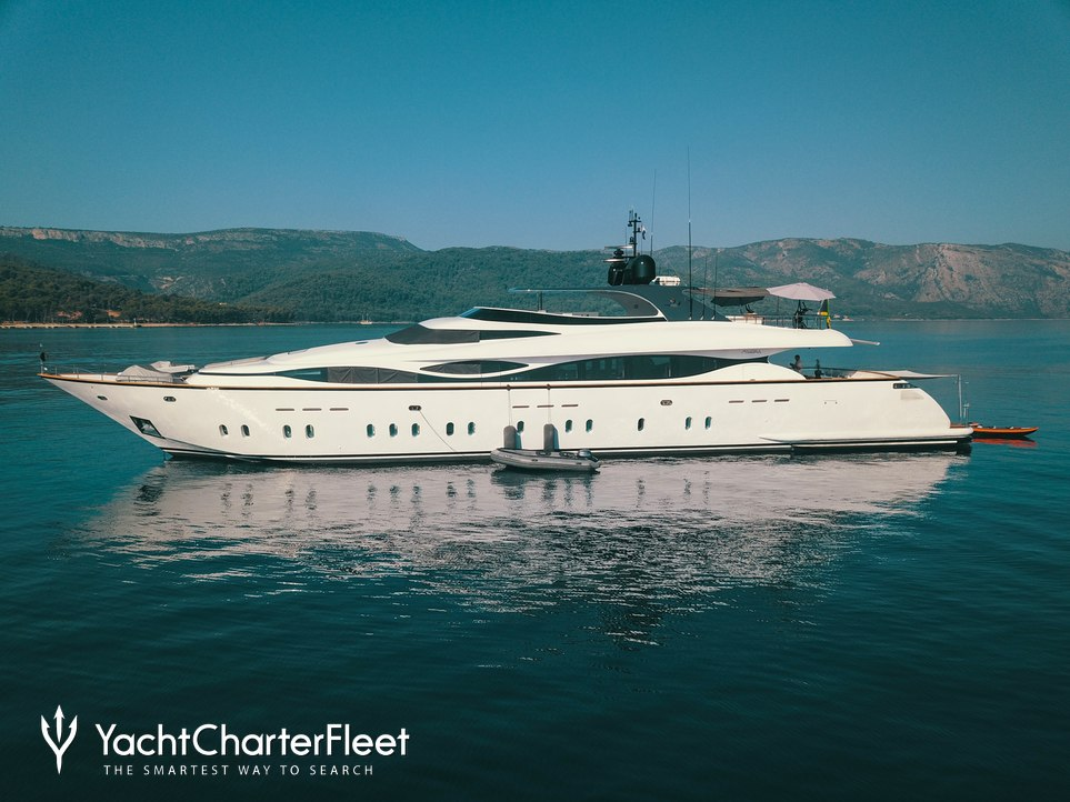 Hunter Charter Yacht
