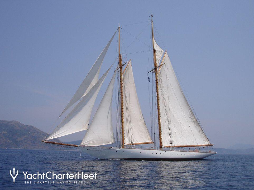 Eleonora Charter Yacht