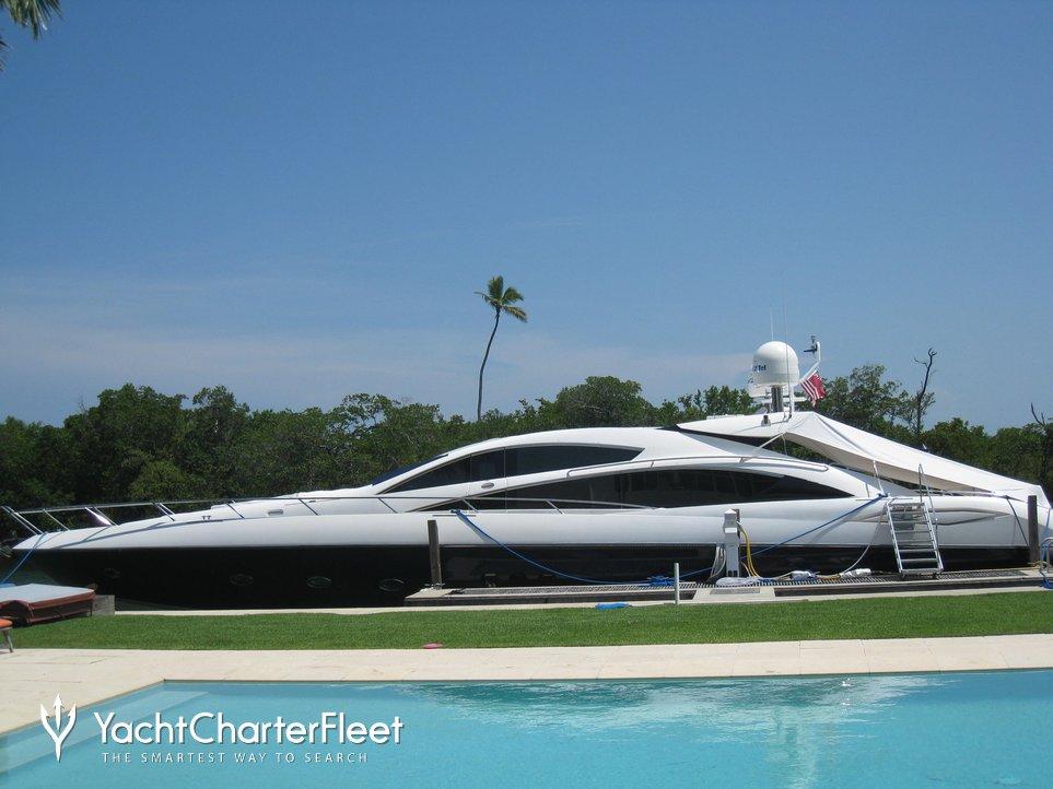 Anditi Charter Yacht
