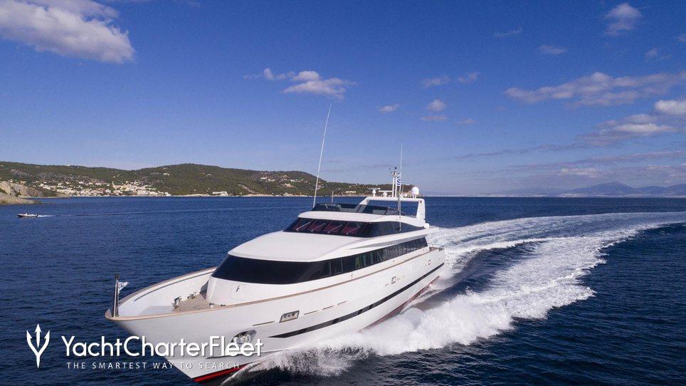 Sole Di Mare Charter Yacht