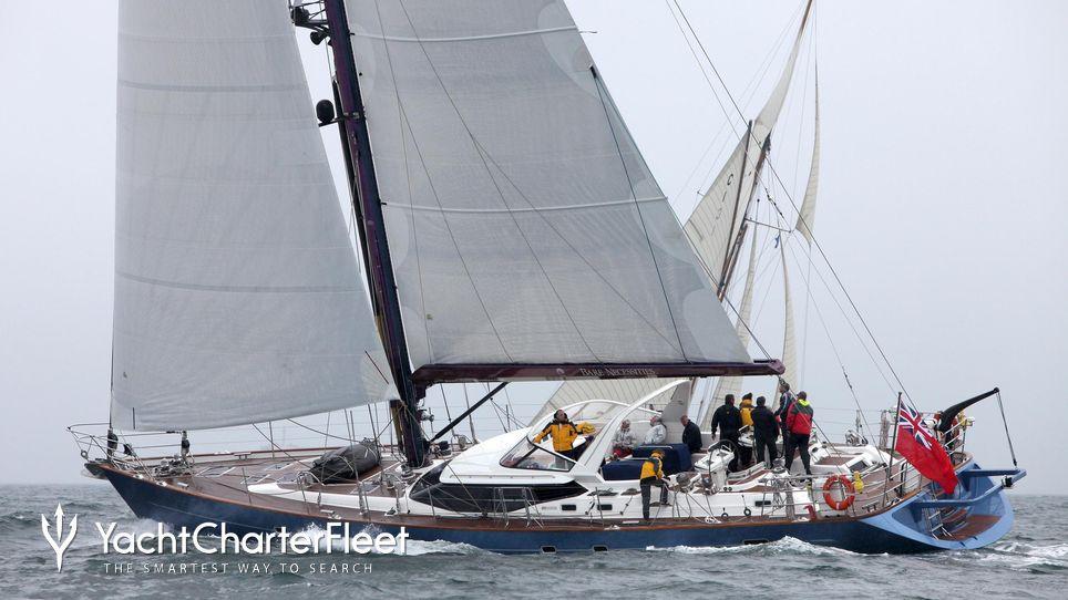 Bare Necessities Charter Yacht