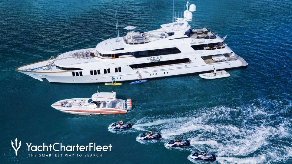 Ocean Club Charter Yacht