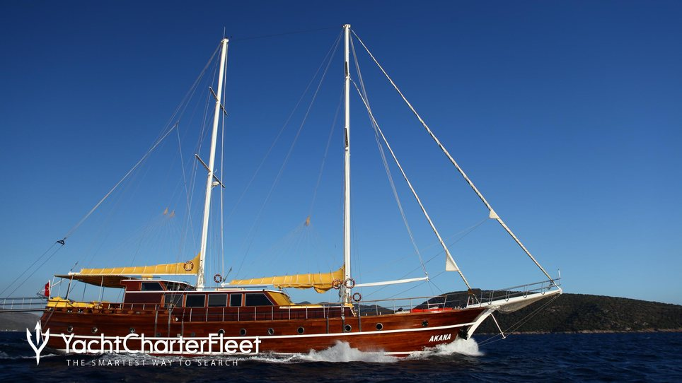 White Swan Charter Yacht