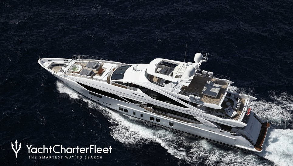 Willow Charter Yacht