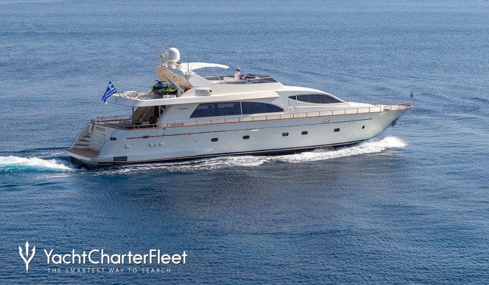 Efmaria Charter Yacht
