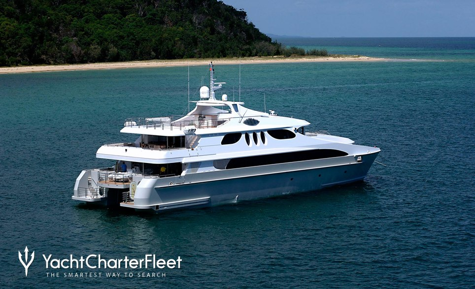 Seafaris Charter Yacht