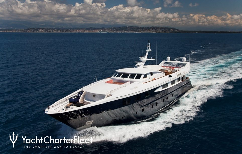 Sophie Blue Charter Yacht