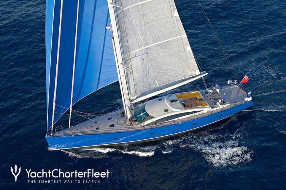 Capricho II Charter Yacht