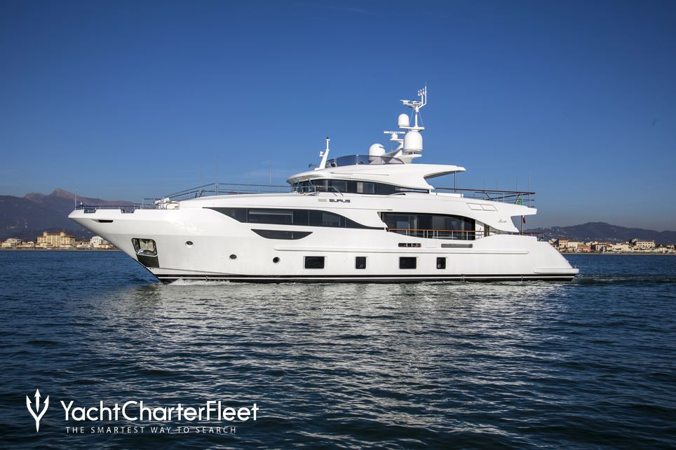 Eurus Charter Yacht