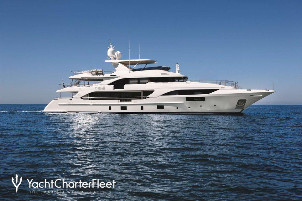 Happy Me Charter Yacht