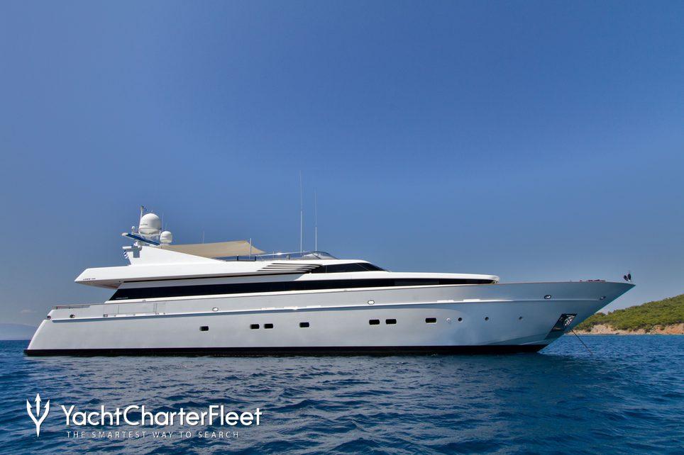 Mabrouk Charter Yacht