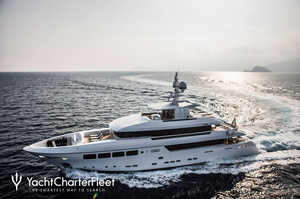 Okko Charter Yacht