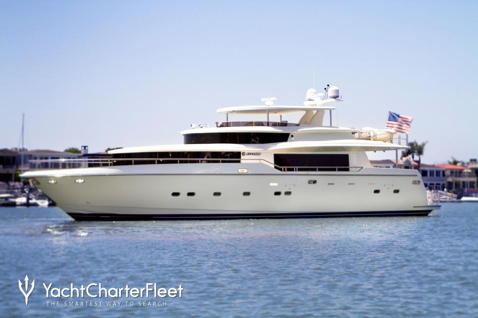 Southern Belle Charter Yacht
