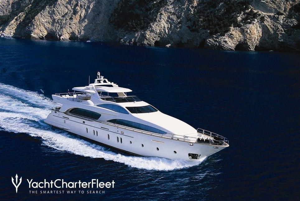 Hye Seas II Charter Yacht