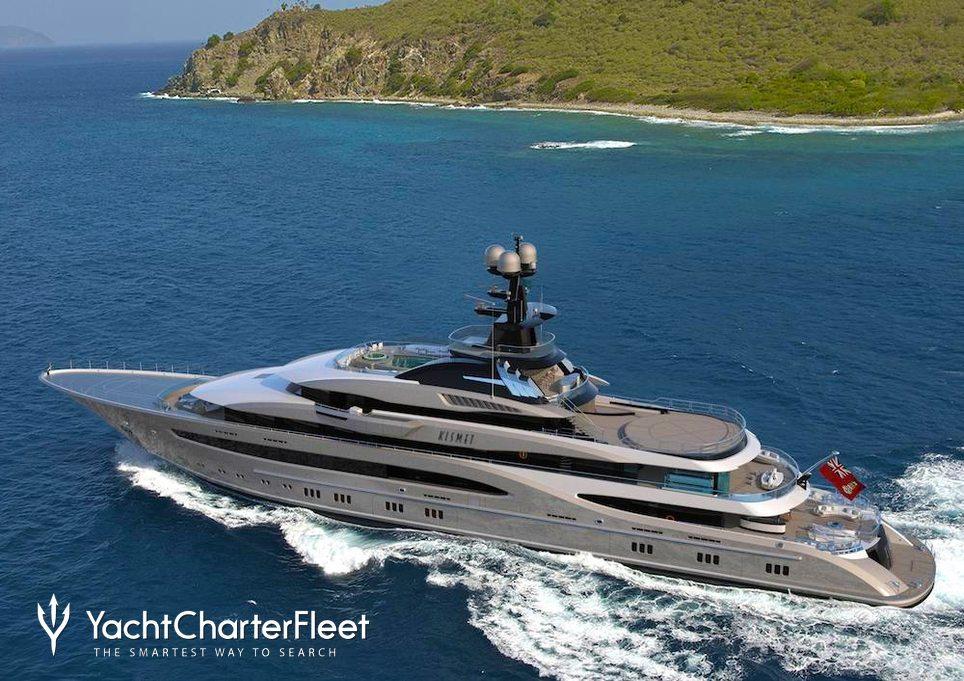 Kismet Charter Yacht