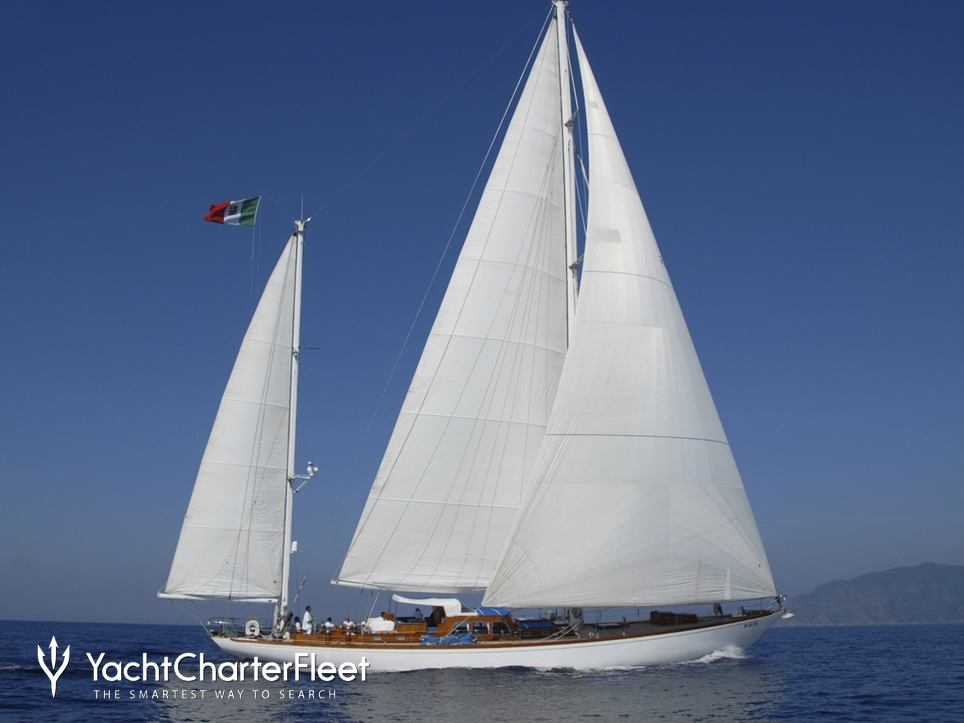 Gitana IV Charter Yacht