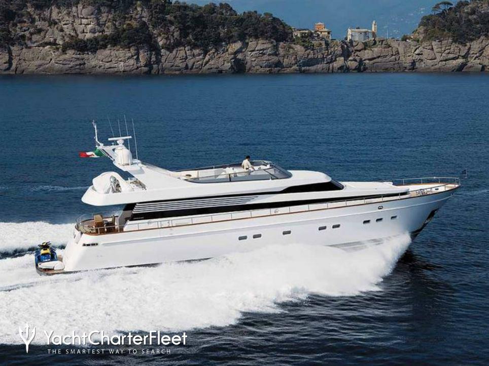Tamaya Charter Yacht
