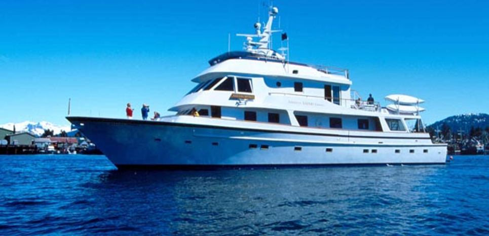 Safari Spirit Charter Yacht