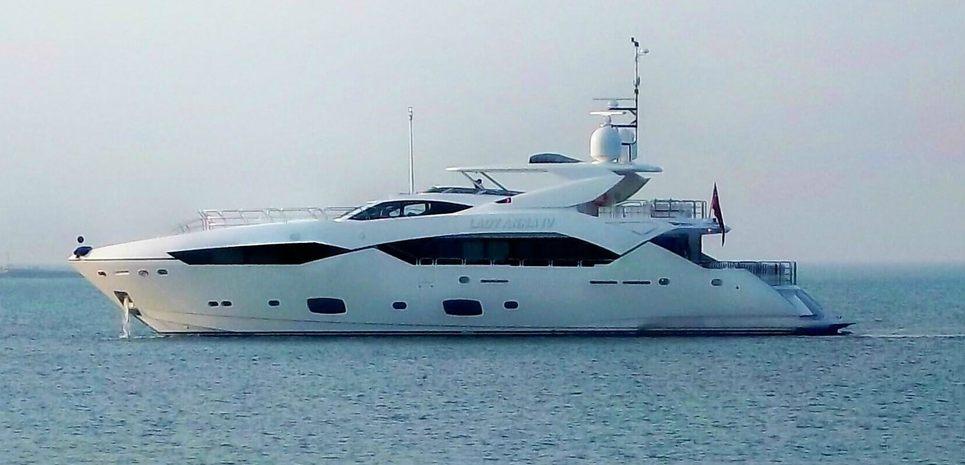 Lady Anna IV Charter Yacht