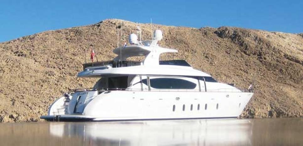 Ikarus Charter Yacht