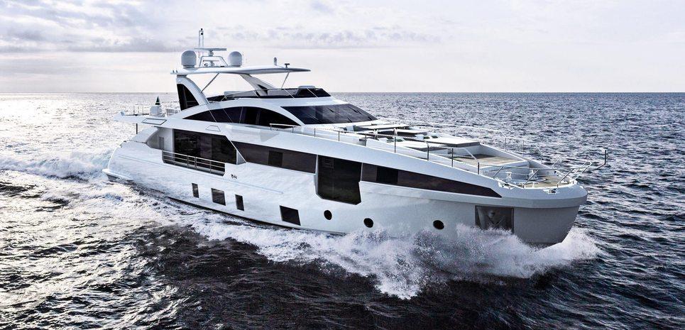 Grande 32 Metri Charter Yacht