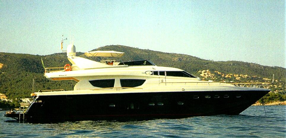 Nida Charter Yacht
