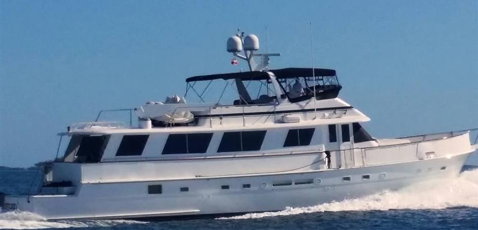 Christie Lee Charter Yacht