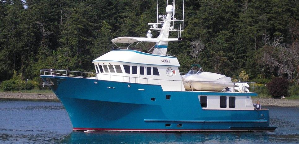 Alaskan Eagle Charter Yacht