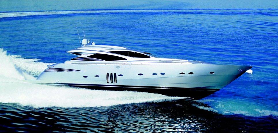 Pershing 90 /10 Charter Yacht
