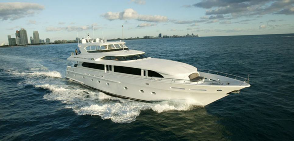 Outta Touch Charter Yacht