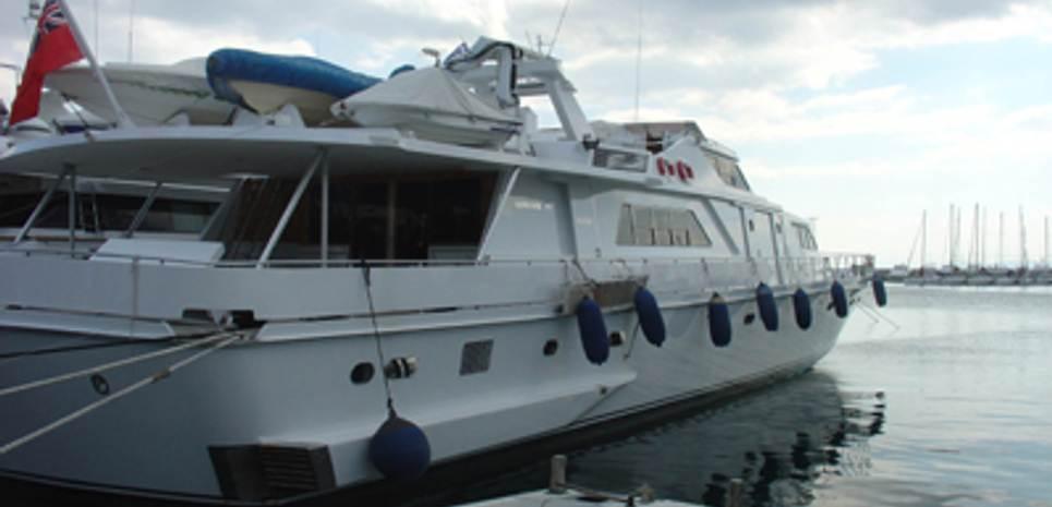 Georca S Charter Yacht